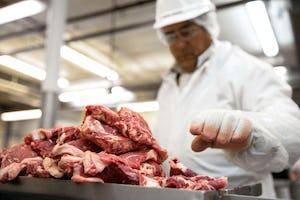 slachterij vlees