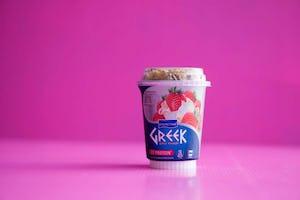 yoghurt etiket
